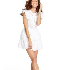 LoveShackFancy x Target Penelope Ruffle Dress